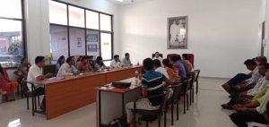 CSE Department has conducted Departmental Advisory Board meeting
